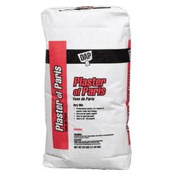 DAP Plaster of Paris Dry Mix - 25 lbs