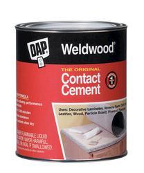 DAP® Weldwood® Original Contact Cement - 1 qt