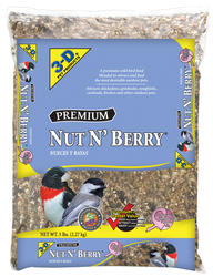 3-D® Premium Chickadee and Nuthatch Food - 4 lb.