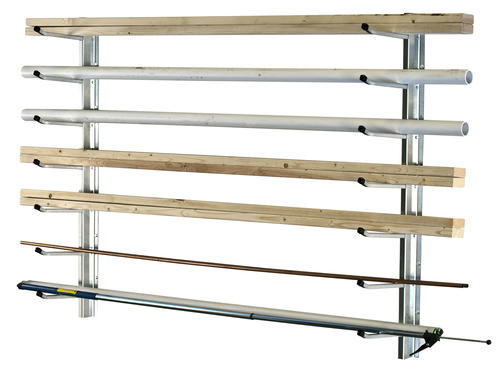 Wall Mount Storage Rack At Menards