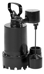 Superior Pump 1/3 HP Cast Iron Sump Pump