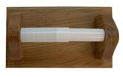 Majestic Oak Toilet Paper Holder