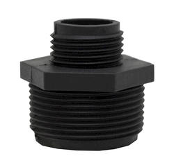 """1-1/4"""" MIP x Male Hose Adapter"""