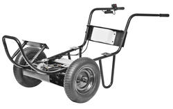 PAW Electric Power Assist Wheelbarrow - Frame Only