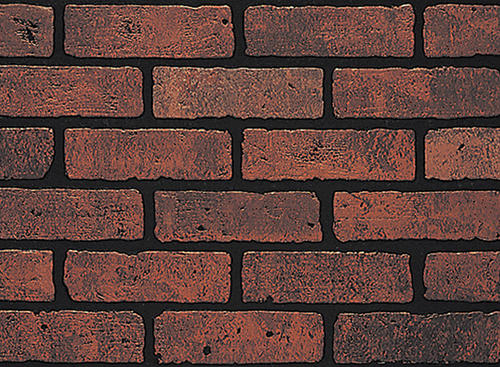 Fake Brick Hardboard Panels ~ Dpi earth stones gaslight ii red brick hardboard