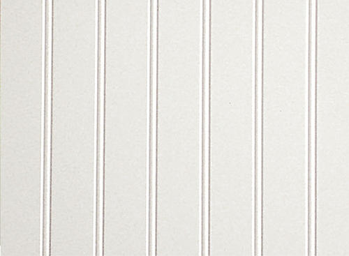 DPI Beadboard 9 x 6 Paintable Wht Deep Bead Hardboard