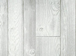 DPI Woodgrains 4' x 8' Aspen White Homesteader Hardboard Wall Panel