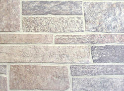 DPI Earth Stones 4' x 8' Canyon Stone Fieldstone Hardboard Wall Panel