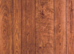 "DPI Woodgrains 9"" x 6"" Fireside Cherry Hardboard Wall Panel Sample"