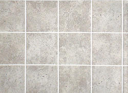 "DPI AquaTile 9"" x 6"" Fossilstone Bath Tileboard Wall Panel Sample"