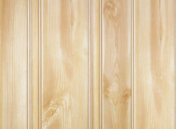 DPI Woodgrains 4' x 8' Honey Pine Hardboard Wall Panel