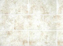 DPI AquaTile 4' x 8' Metro Marble Bath Tileboard Wall Panel