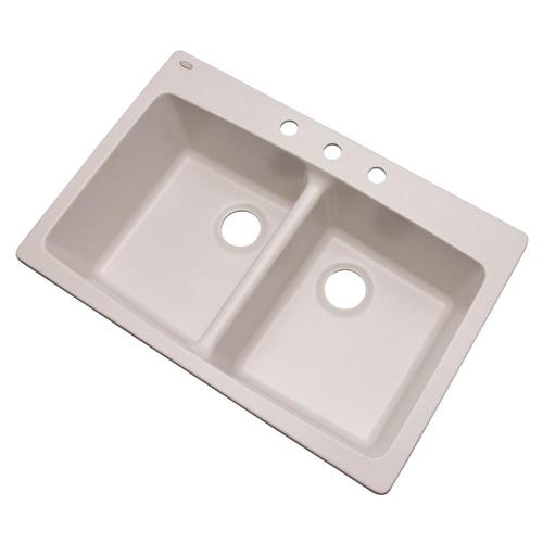 dekor deluxe edition westwood db acrylic kitchen sink with