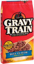 Gravy Train Beef Dry Dog Food - 35 lb