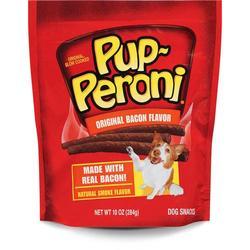 Pup-Peroni Original Bacon Recipe Dog Treats - 10 oz