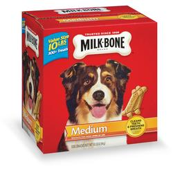 Milk-Bone Original Medium Dog Biscuits - 10 lb