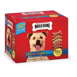 Milk-Bone Small/Medium Flavor Snacks Dog Biscuits - 7 lb