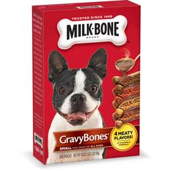 Milk-Bone Gravy Bones Small/Medium Dog Biscuits - 19 oz