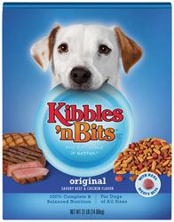 Kibbles n' Bits Original Dry Dog Food - 31 lb