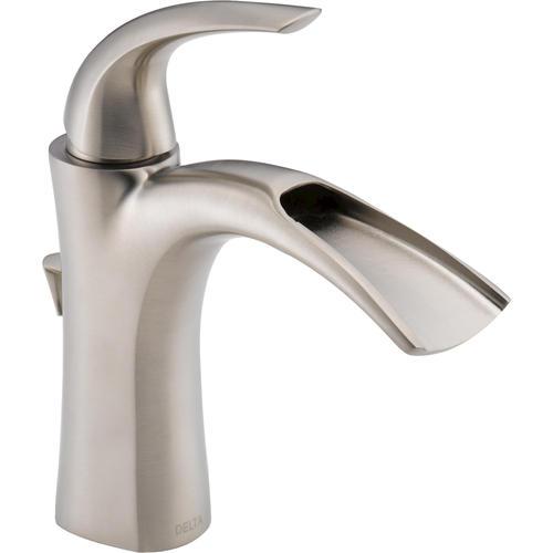 Delta Nyla 1 Handle Open Channel Bathroom Sink Faucet At Menards
