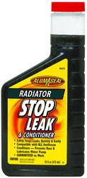 Radiator Sealer Liquid 16 oz.