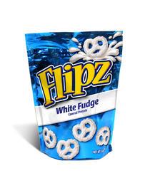 FLIPZ White Fudge Pretzels