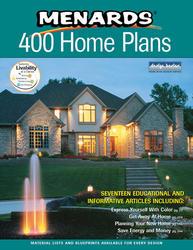 Menards 400 Home Plans