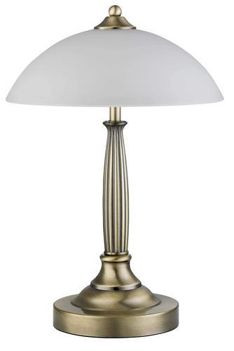 patriot lighting design elements 18 h antique brass touch. Black Bedroom Furniture Sets. Home Design Ideas