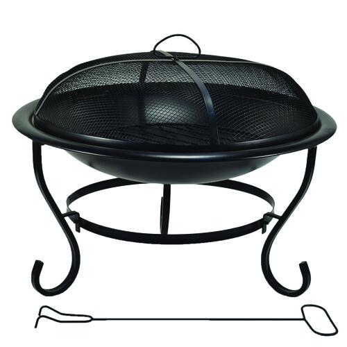 Backyard Creations 23 Round Fire Pit At Menards