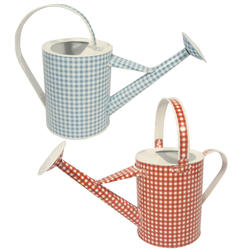 Gingham Watering Can (Assorted Styles)