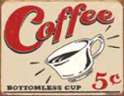 Desperate Enterprises Schonberg - Coffee Scents Sign