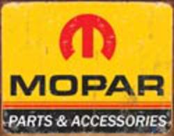 Desperate Enterprises Mopar Logo '64 - '71 Sign