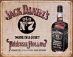 Desperate Enterprises Jack Daniels - Tennessee Hollow Sign