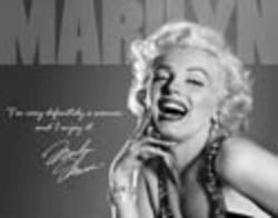 Desperate Enterprises Marilyn - Definitely Sign