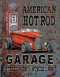 Desperate Enterprises Legends - American Hot Rod Sign