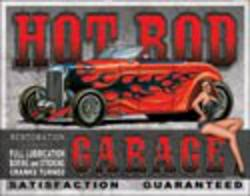 Desperate Enterprises Legends - Hot Rod Garage Sign