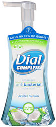 Dial Complete Original Foaming Antibacterial Hand Wash - 7.5 oz.
