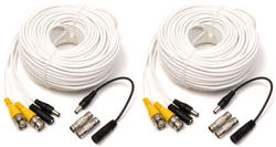 Q-See 50' Standard Extension Cable (2-Pack)