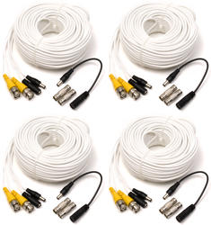 Q-See 50' Standard Extension Cable (4-Pack)