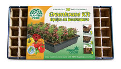 50-Cell Fiber Grow® Greenhouse Kit