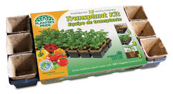 18-Pot Fiber Grow® Transplant Kit
