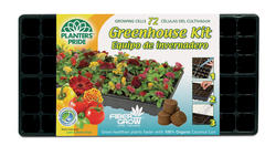 Premium 72-Cell Greenhouse Kit