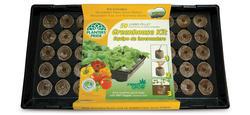50-Jumbo Pellet Fiber Grow® Greenhouse Kit