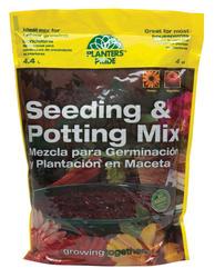 4 Dry Quarts Seeding & Potting Mix