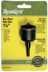 "1-1/4"" RemGrit® Hole Saw"
