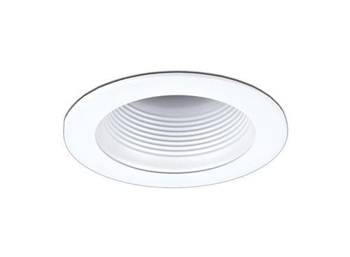 Recessed Lighting Menards : Patriot lighting quot white baffle trim at menards?