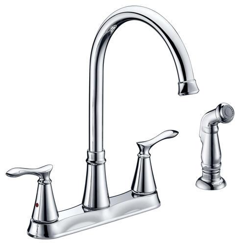 tuscany marianna 2 handle kitchen faucet at menards 174