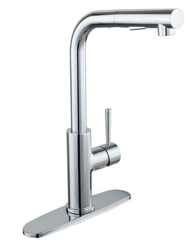 Tuscany Carmichael Single Handle Kitchen Faucet at Menards