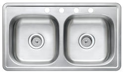 "Tuscany 7"" Stainless Steel Mobile Home Kitchen Sink"