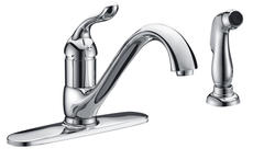 Tuscany Brooksville Single Handle Kitchen Faucet